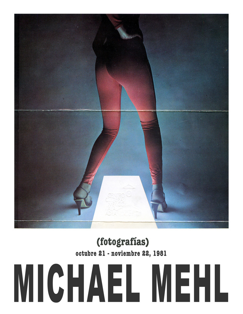 1981_Michael-Mehl_La-Calor-Exhibit_Olivetti-DF_01
