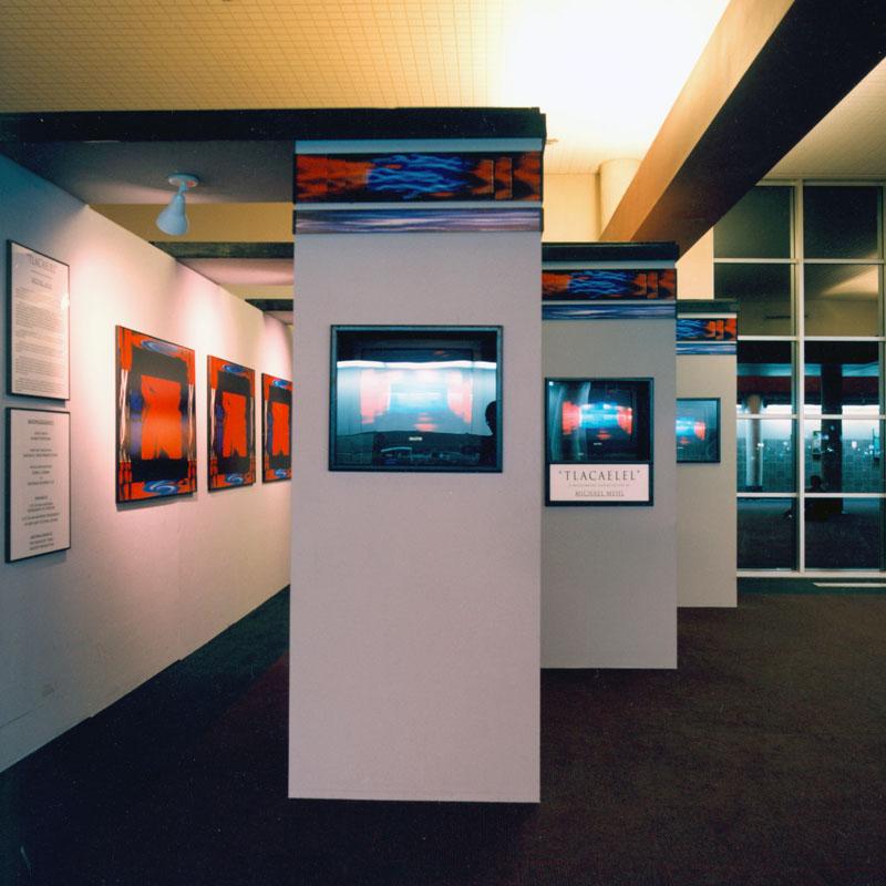 1995_Tlacaelel-Installation_San-Antonio-Airport