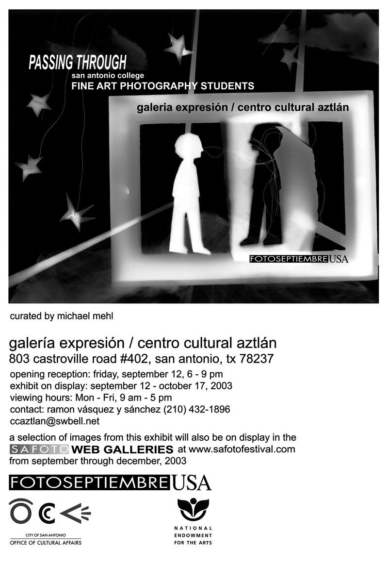 2003_SAC-Students_FOTOSEPTIEMBREUSA-Exhibit_Centro-Aztlan