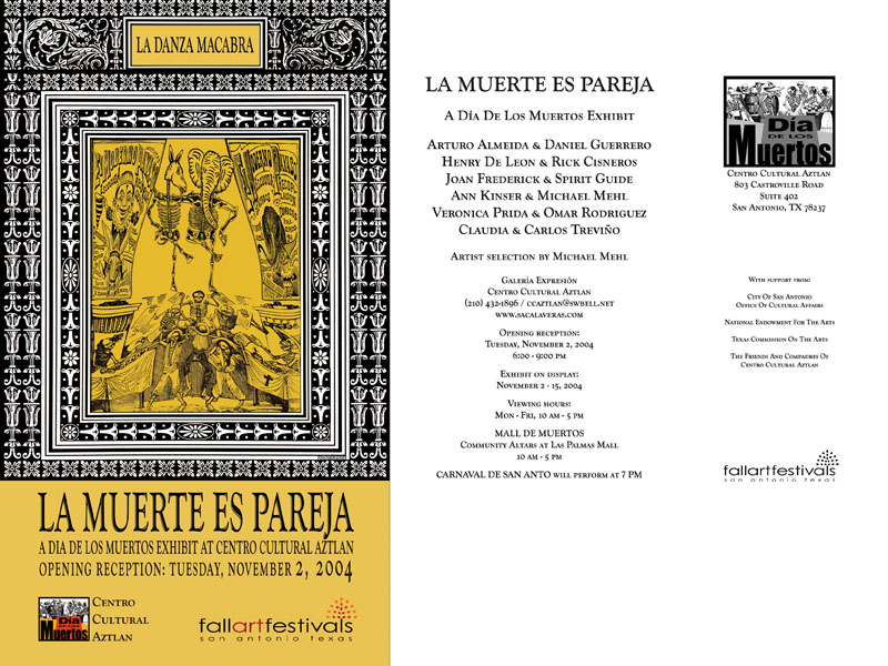 2004_La-Muerte-Es-Pareja-Exhibit_Centro-Aztlan