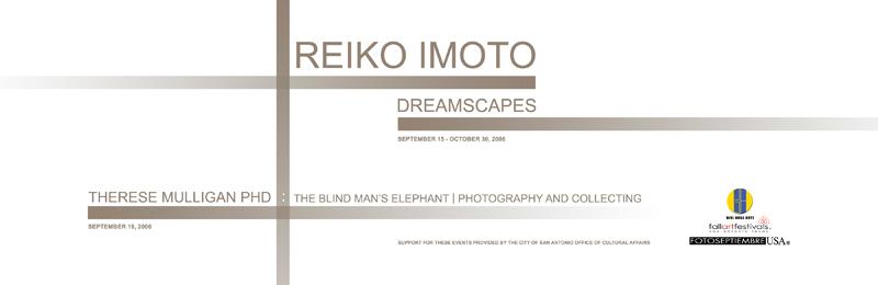 2006_Reiko-Imoto_FOTOSEPTIEMBREUSA-Exhibit_Bihl-Haus_Title-Board