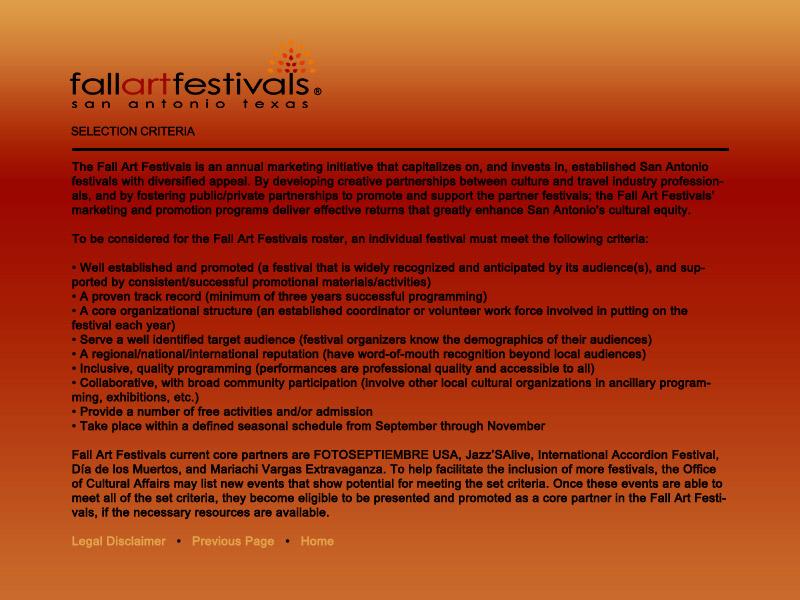 2011_Fall-Art-Festivals_Criteria-Page