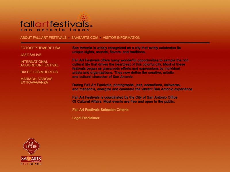 2011_Fall-Art-Festivals_Main-Page