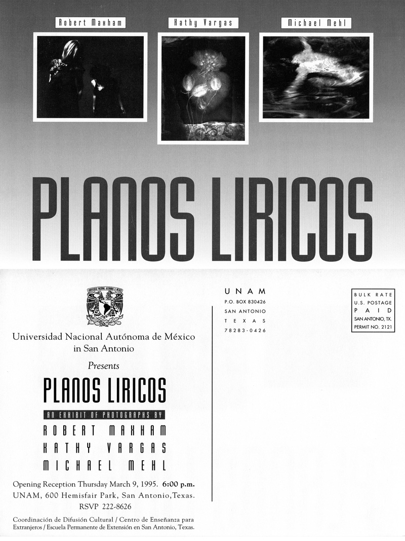1995_Planos-Liricos-Exhibit_UNAM