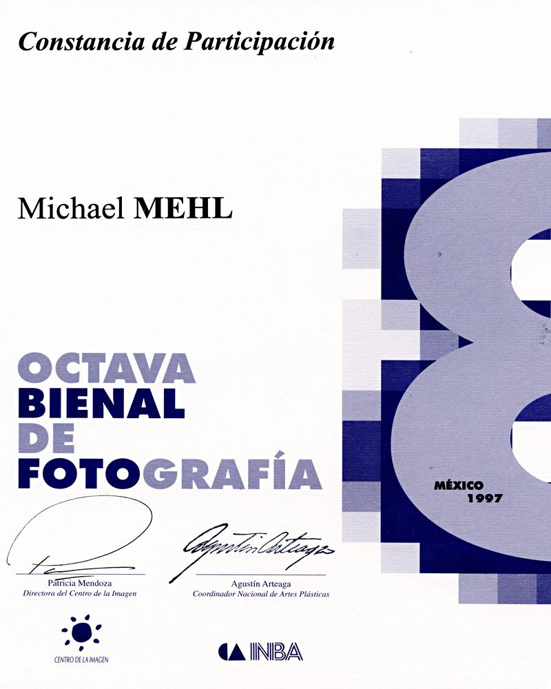 1997_Octava-Bienal-De-Fotografia_Centro-De-La-Imagen_Mexico-City