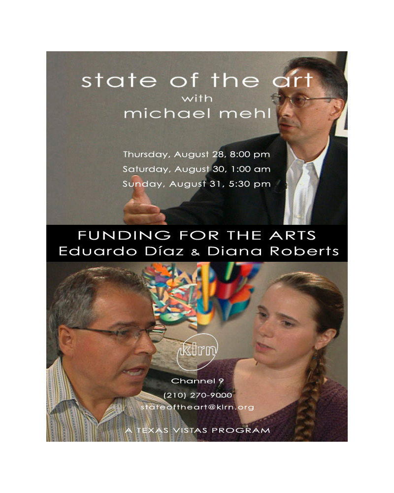 2003_State-Of-The-Art-With-Michael-Mehl_Arts-Funding-Ad