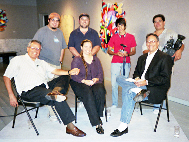 2003_State-Of-The-Art-With-Michael-Mehl_Arts-Funding-Show