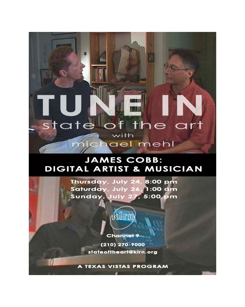 2003_State-Of-The-Art-With-Michael-Mehl_James-Cobb-Ad