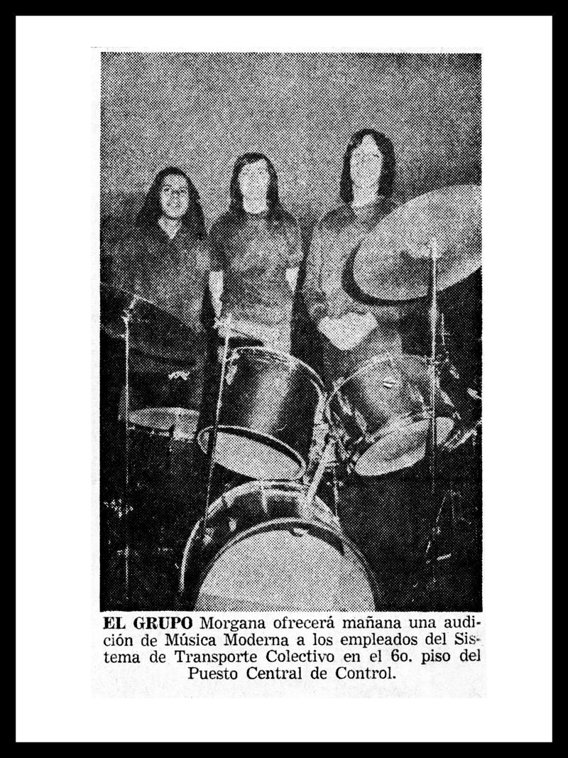 1973_El-Universal_Michael-Mehl_Morgana_STC-Concert