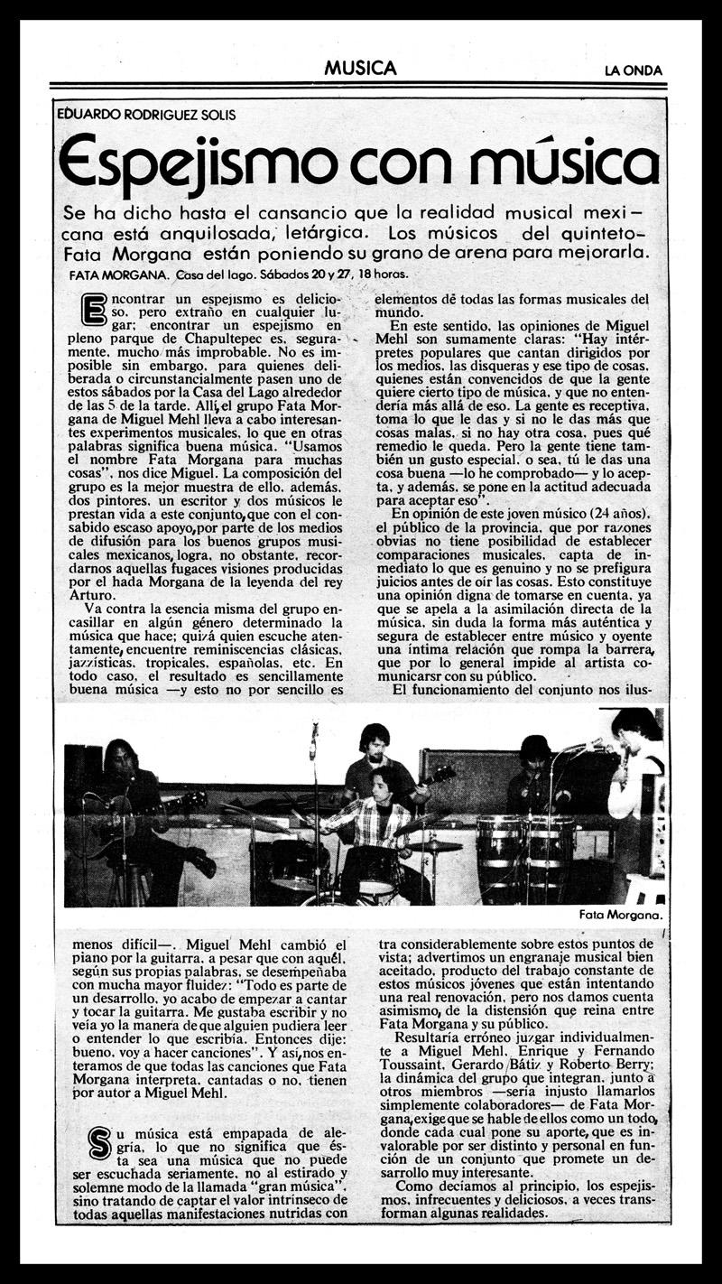 1976_La-Onda_Michael-Mehl_Fata-Morgana_Casa-Del-Lago-Concerts