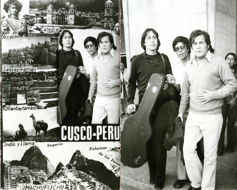 1977_Michael-Mehl_With-Leo-Dan-In-Peru