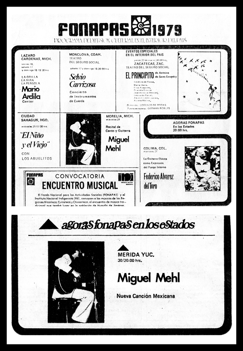 1979_Michael-Mehl_Fonapas-Promotionals