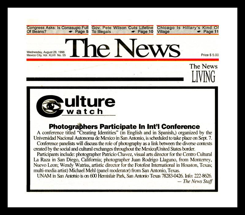 1996_The-News_Michael-Mehl_Creating-Identities