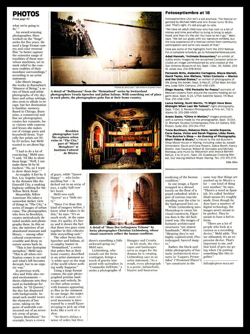 2012_San-Antonio-Express-News_Michael-Mehl_Mixed-Metaphors-Exhibit-Curator_02