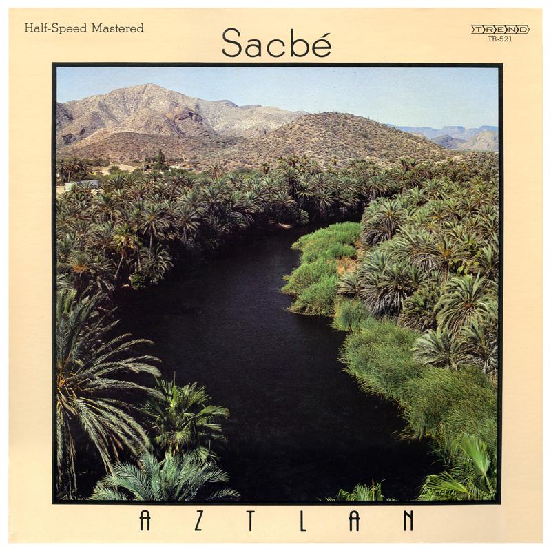 1982_Michael-Mehl_SACBE-Aztlan_Album-Cover_Mexico-DF