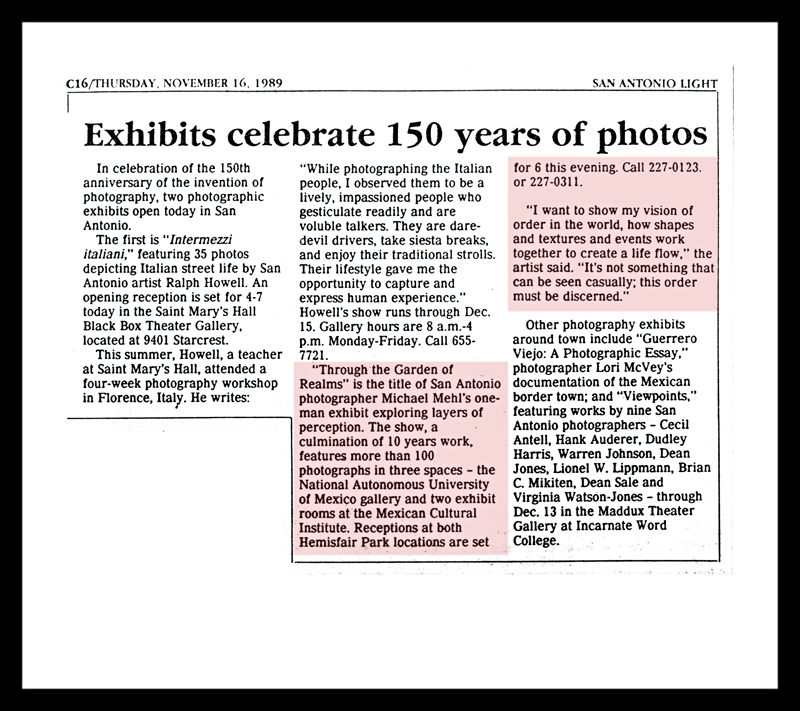 1989_San-Antonio-Light_Michael-Mehl_Garden-Of-Realms-Exhibit_ICM-UNAM