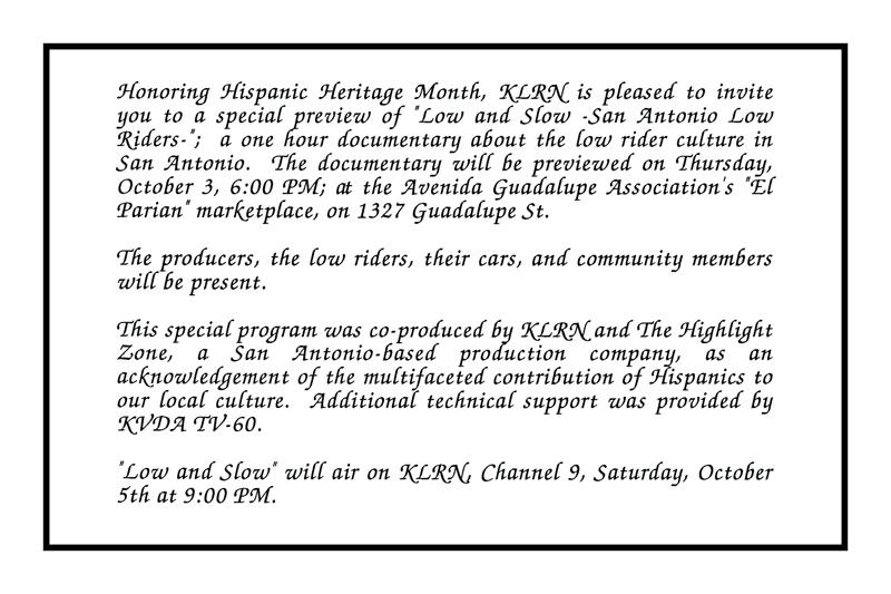 1991_Michael-Mehl_Low-&-Slow-San-Antonio-Low-Riders_Premiere-Screening_Avenida-Guadalupe_01