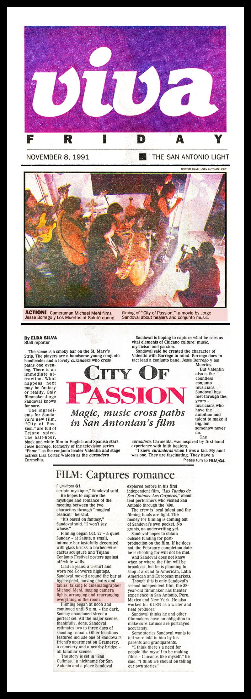 1991_Michael-Mehl_San-Antonio-Light_City-Of-Passion-Production_San-Antonio-TX