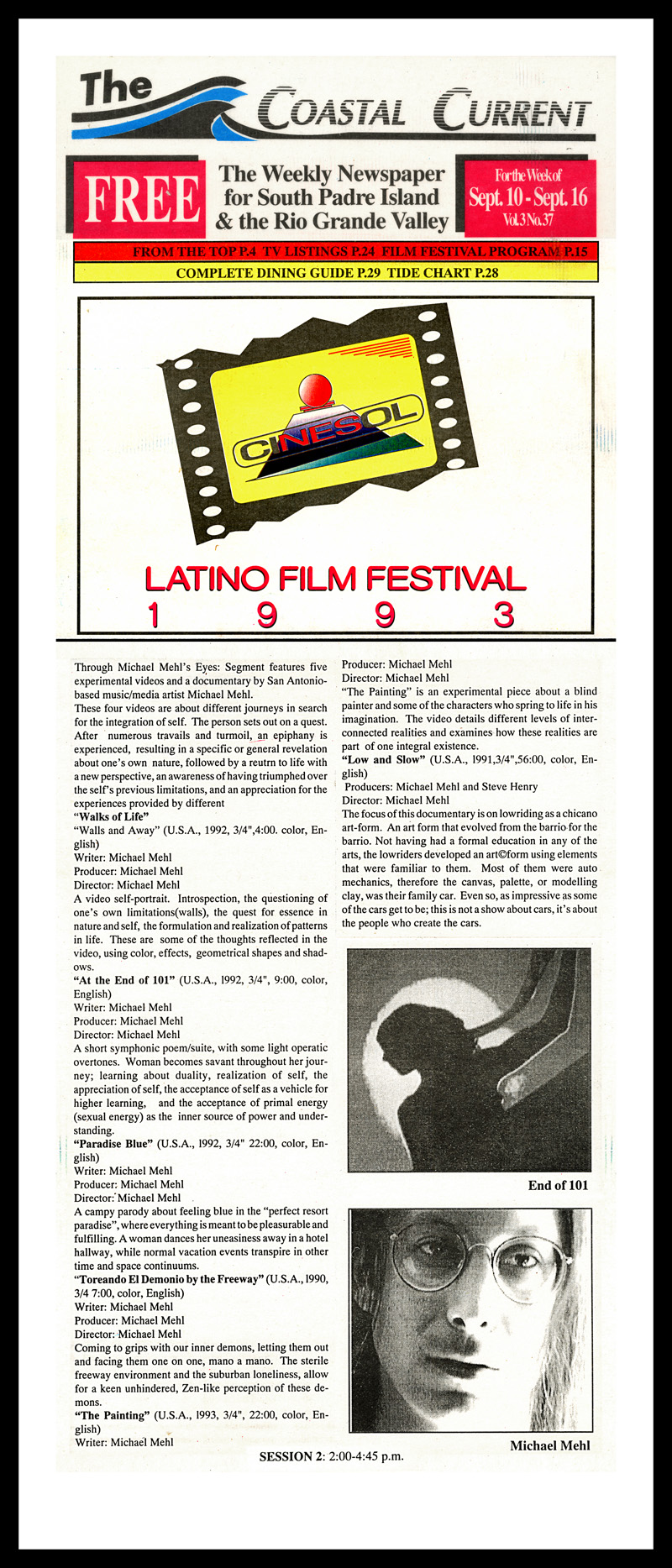 1993_Michael-Mehl_The-Coastal-Current_Video-Screenings_CineSol-Latino-Film-Festival_South-Padre-Island