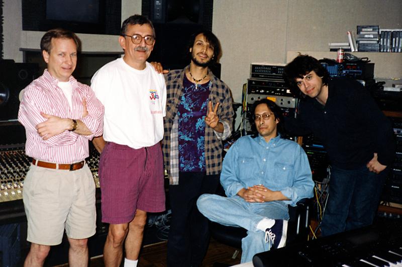1994_Michael-Mehl_Corny-Rap-Music-Video_Audio-Production_Emerald-Studios_San-Antonio-TX