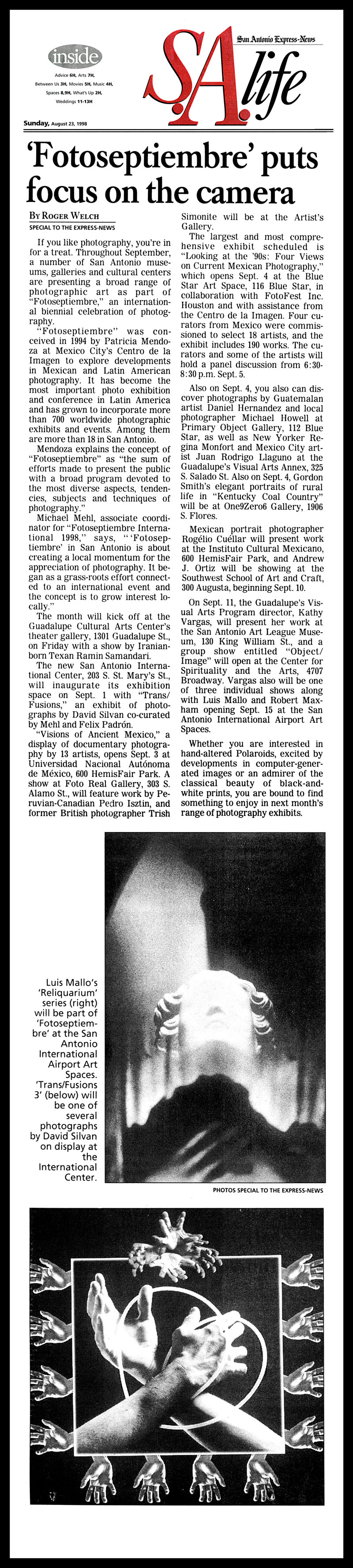 1998_Michael-Mehl-Fotoseptiembre-Focus-On-Camera_San-Antonio-Express-News