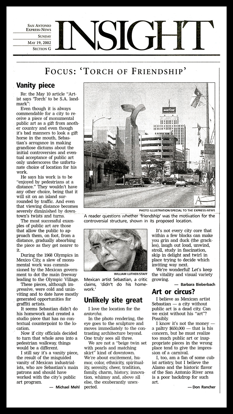 2002_Michael-Mehl_Vanity-Piece_Letter-To-The-Editor_San-Antonio-Express-News