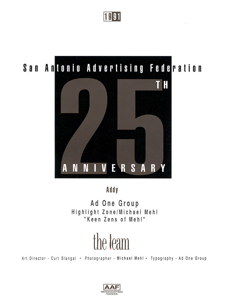 1991_Michael-Mehl_The-Highlight-Zone_ADDY-Award_Keen-Zens-Of-Mehl_CD-Design