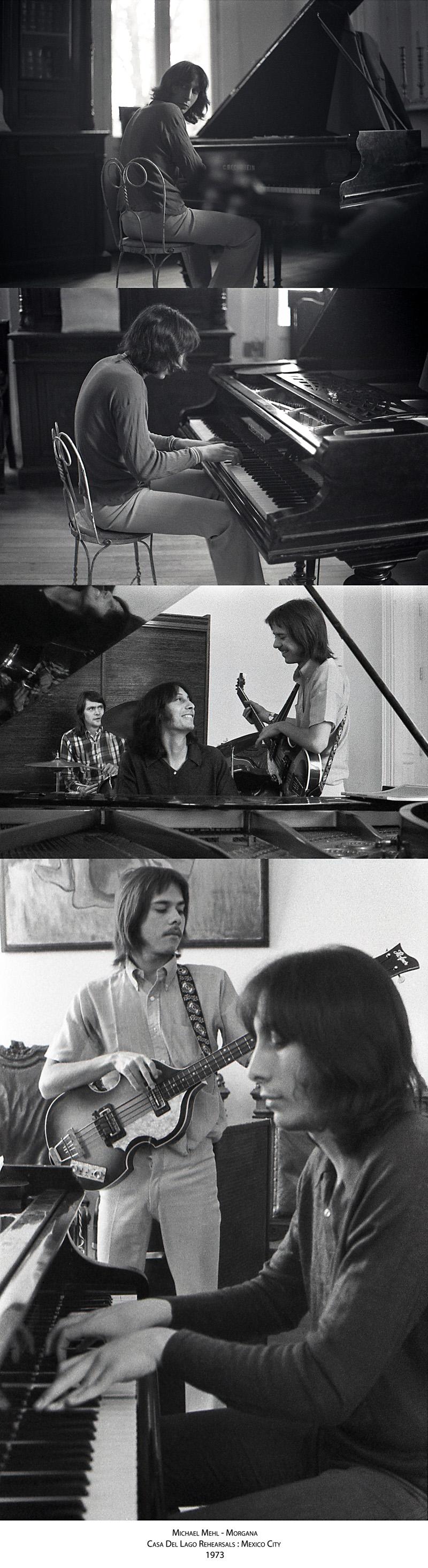 1973_Michael-Mehl_Morgana_Casa-Del-Lago-Rehearsals_Mexico-City