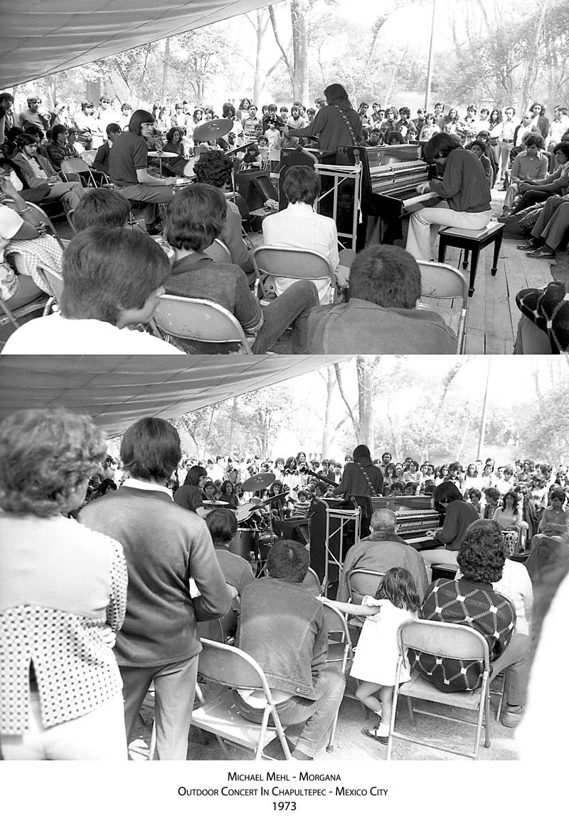 1973_Michael-Mehl_Morgana_Chapultepec-Outdoor-Concert_Mexico-City