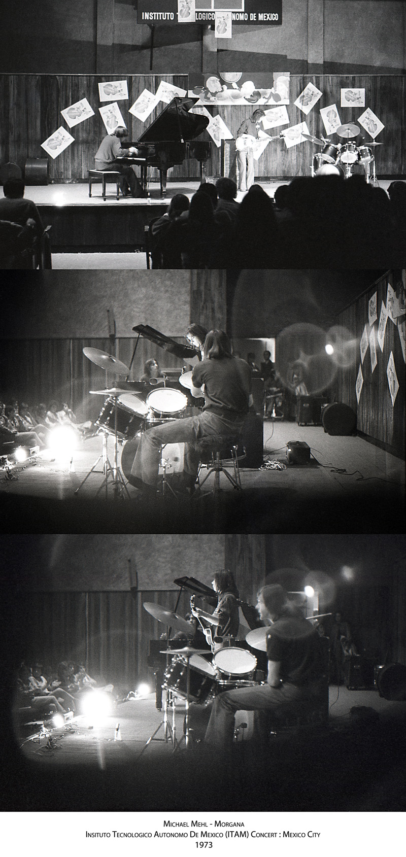 1973_Michael-Mehl_Morgana_Instituto-Tecnologico-Autonomo-De-Mexico-Concert_Mexico-City