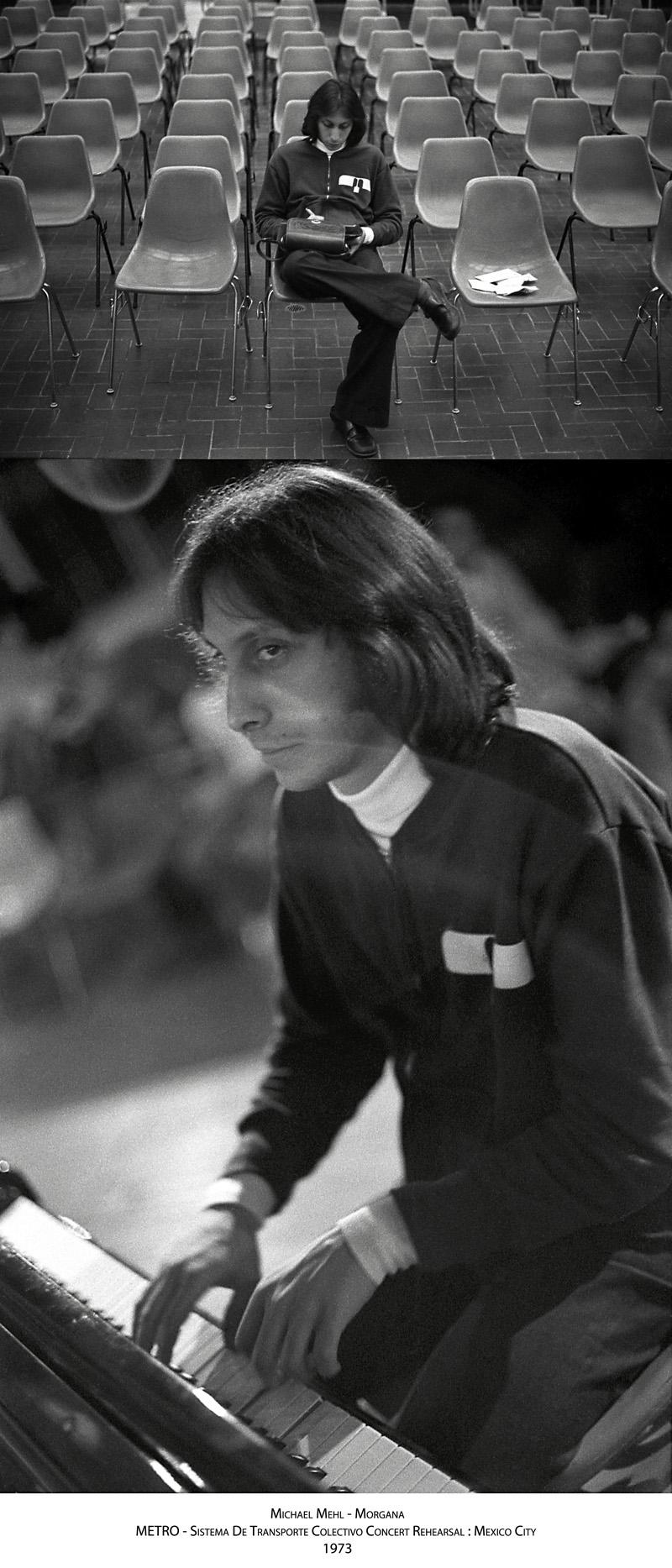 1973_Michael-Mehl_Morgana_Metro-Sistema-De-Transporte-Colectivo-Rehearsal_Mexico-City