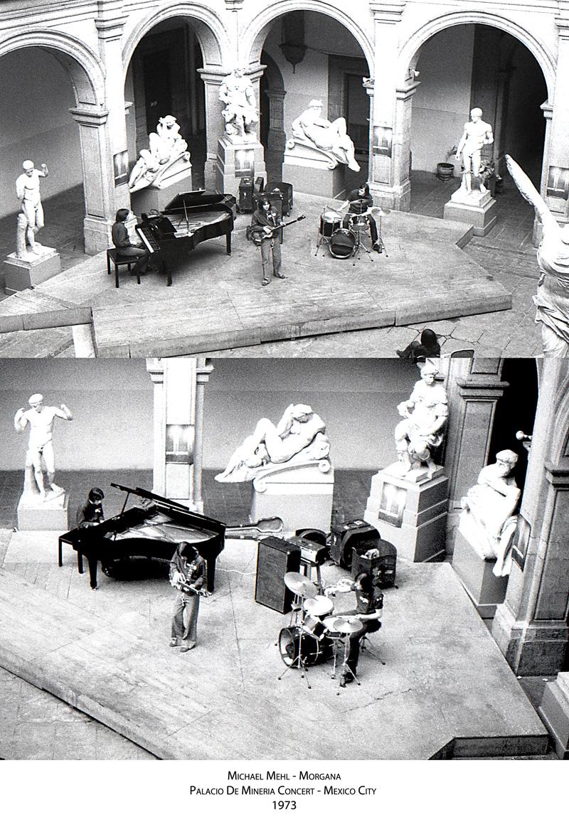 1973_Michael-Mehl_Morgana_Palacio-De-Mineria-Concert_Mexico-City