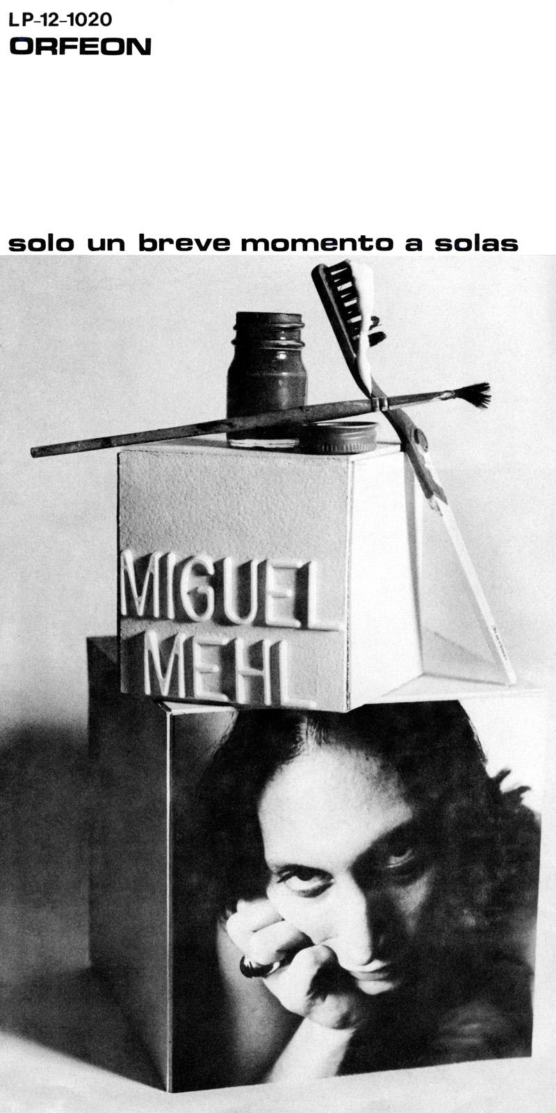 1976_Michael-Mehl_Orfeon-LP-12-1020-Poster