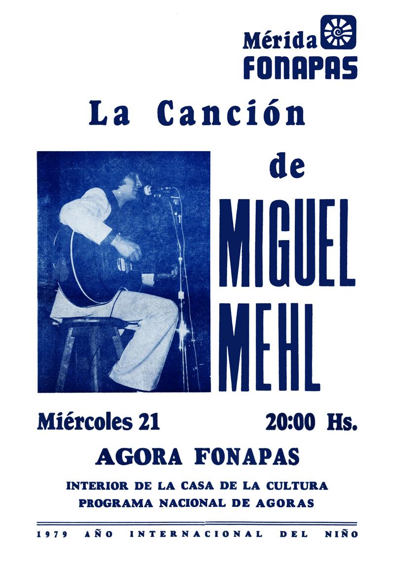 1979_Michael-Mehl_Singer-Songwriter_Agora-Fonapas-Concert_Merida-Yucatan-Mexico