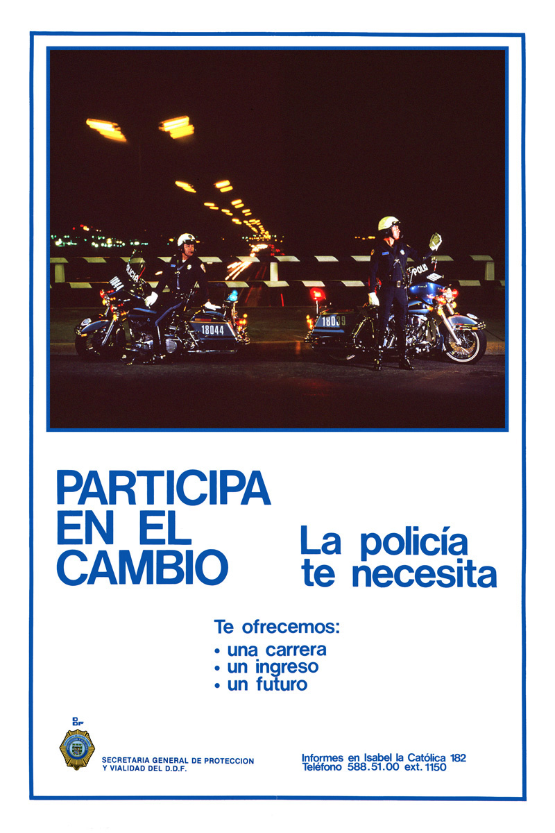 1983_Michael-Mehl_Mexico-City-Police-Recruitment-Campaign_03