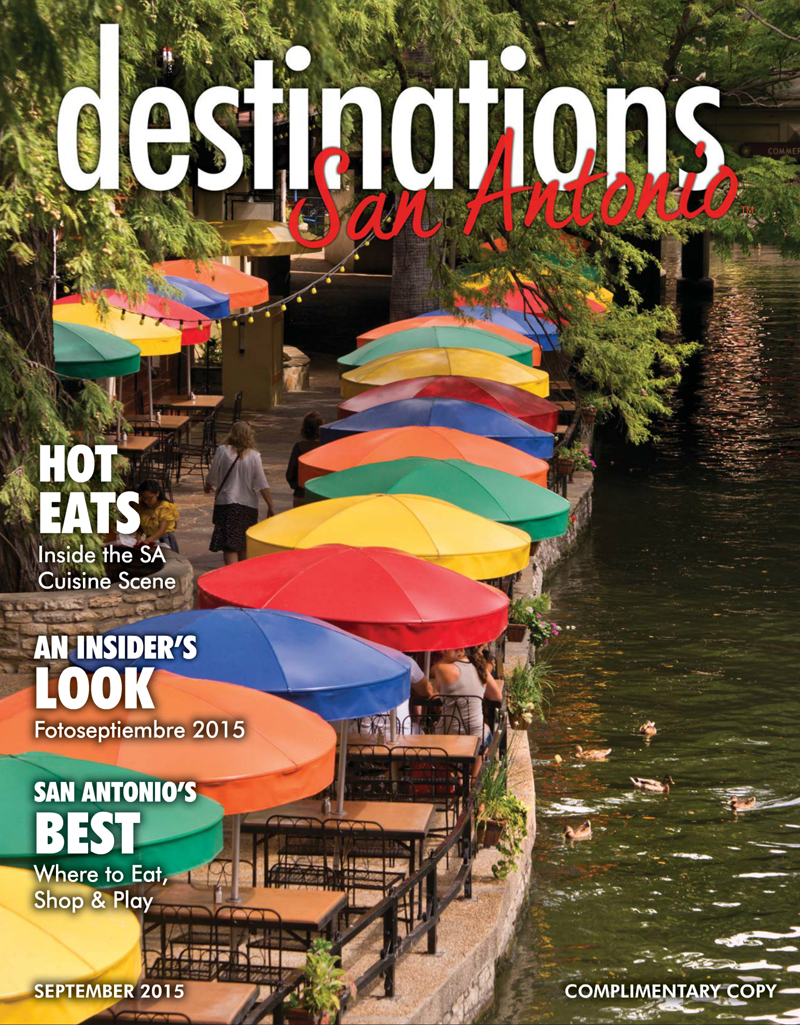 2015 FOTOSEPTIEMBRE USA - An Insider's Look - Destinations San A
