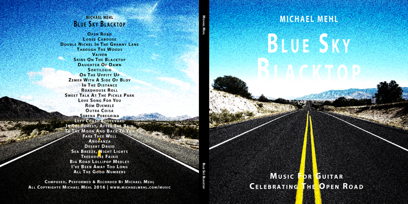 2016_michael-mehl_blue-sky-blacktop_cover-art